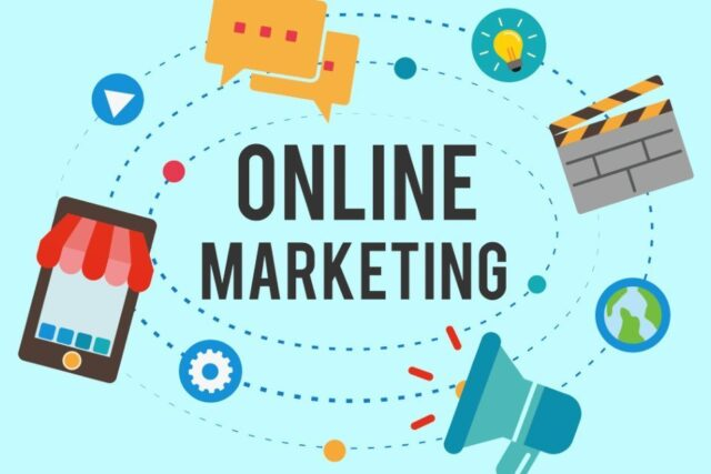 Different Types of Online Marketing